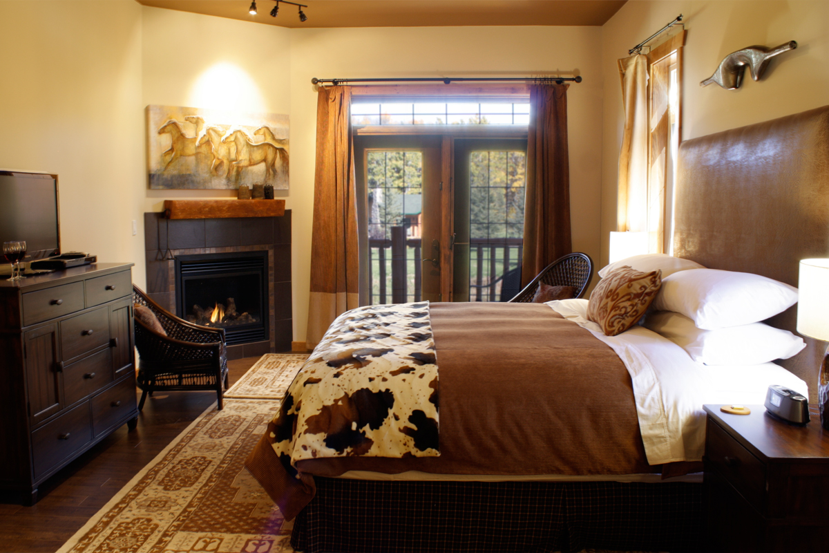 Home On The Range Suite ~ The Prairie Creek Inn