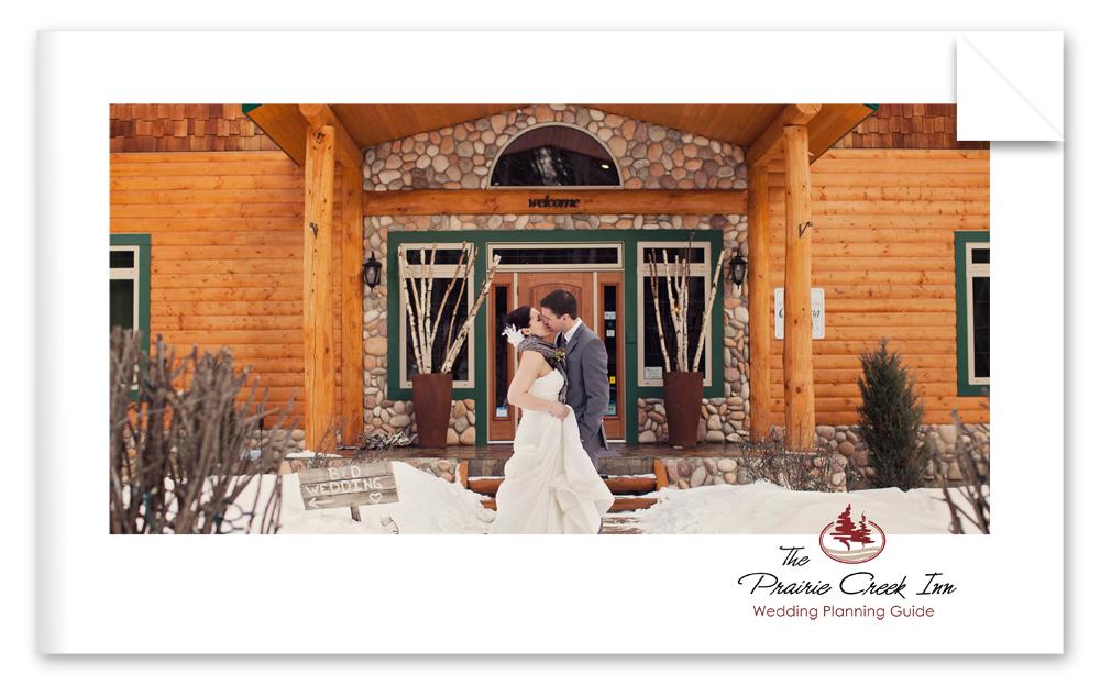 Romantic Wedding Planning Guide ~ The Prairie Creek Inn