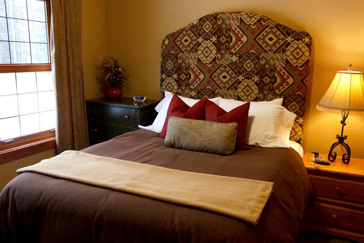 Creekside Cottage 2nd Bedroom   The Prairie Creek Inn