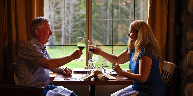 Romantic Getaway Couple ~ The Prairie Creek Inn